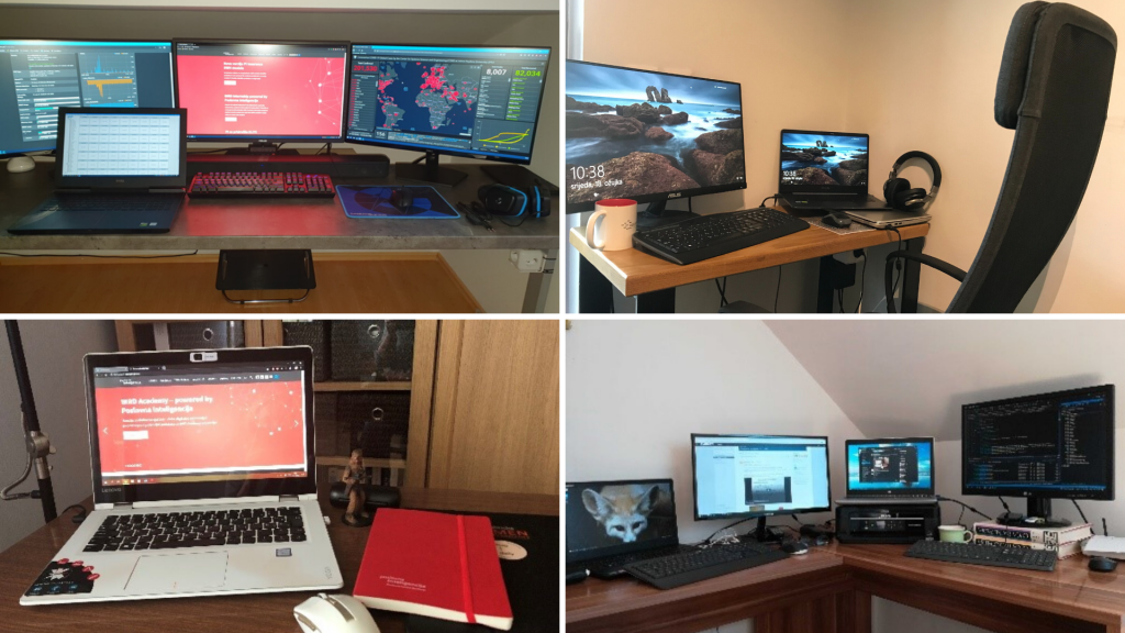 Poslovna inteligencija home office