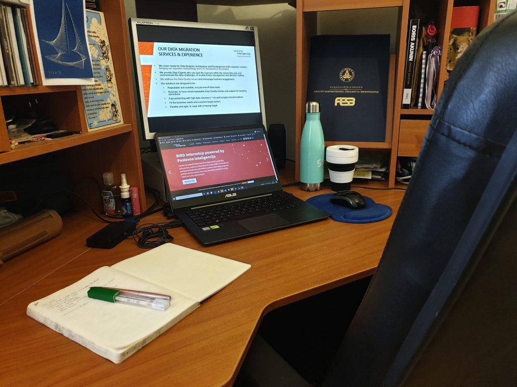 home office poslovna inteligencija