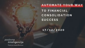 Automate your way to financial consolidation success